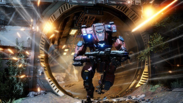 Titanfall 2 May Update Adds New Titan, Relic Map, New Prime Titans