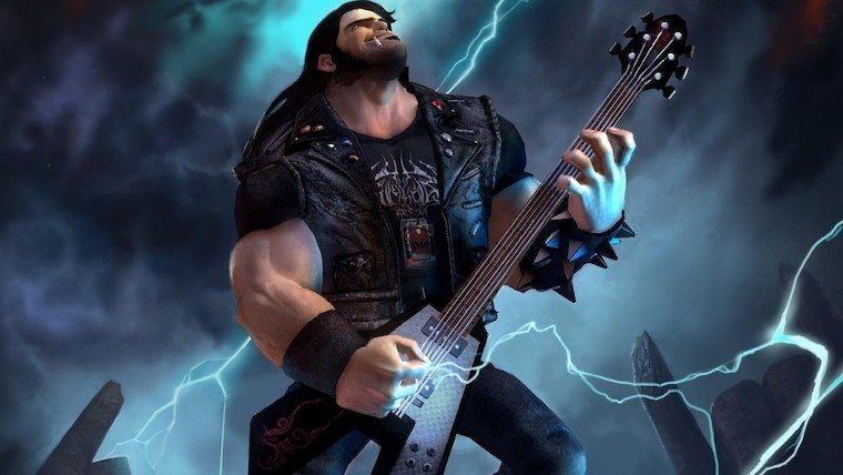 News  E3 Brutal Legend