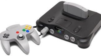 Nintendo Files Trademark Application for N64 Controller