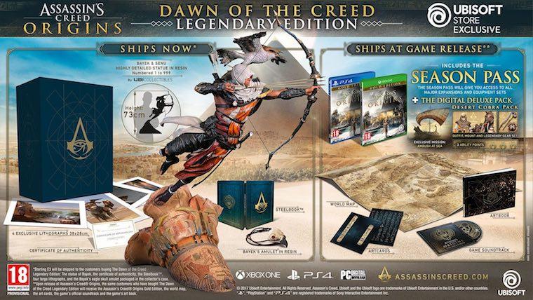 Assassins-Creed-Origins-800-Limited-Edition