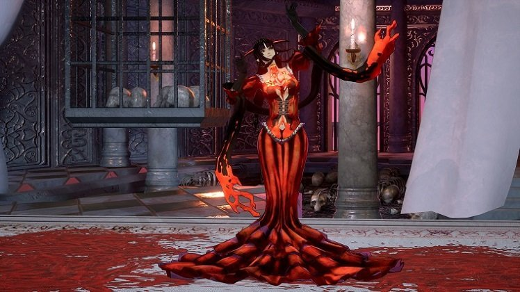 Bloodstained Ritual of Night Trailer Side Scrolls Its Way to Hell & Back