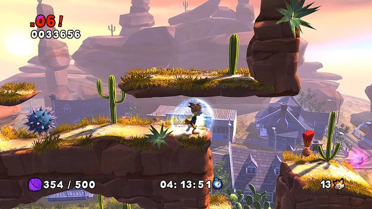 News  PlayStation 4 PC GAMES Bubsy Accolade
