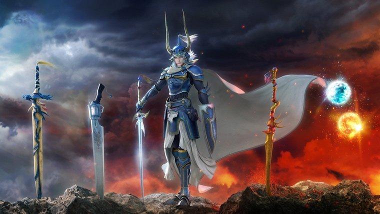 Dissidia-Final-Fantasy-NT-Warrior-Light