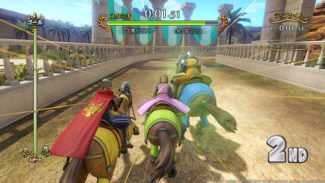 Dragon Quest XI Goes Gold; New Gameplay Revealed