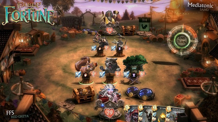 Fable's Xbox One/PC Card Game Launches This July