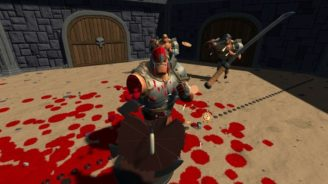 Early Access GORN HTC Vive Oculus Rift PC GAMES Steam VR Image