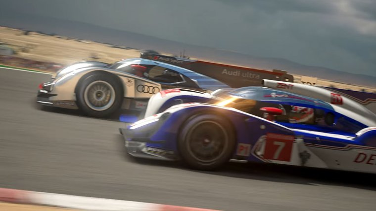 gran turismo sport gets a new trailer for e3. Black Bedroom Furniture Sets. Home Design Ideas