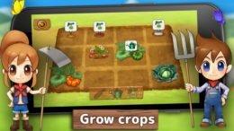 Harvest Moon Lil Farmers