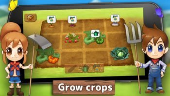 There Is a New Harvest Moon Game for Kids on Mobile