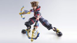 Kingdom Hearts 3 Sora figure