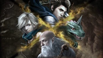 FFXV Universe Title King's Knight Releasing This Year for Mobile