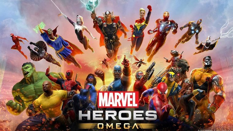 Marvel Heroes Online Role Playing Game Shutting Down