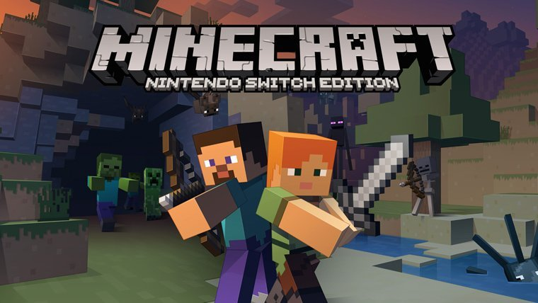 News  Xbox Live Nintendo Switch Minecraft Microsoft