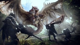 Monster Hunter: World Reveals All the Details of its PS Plus Exclusive Beta