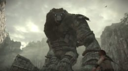 Shadow of the Colossus Gets a Story Trailer Ahead of Release
