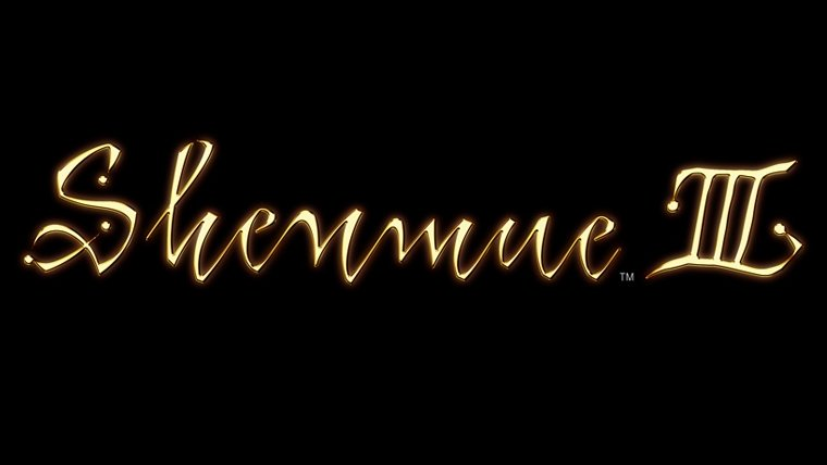 Shenmue 3 Debuts New Logo; Prepares Announcements for Gamescom News  Shenmue 3 PlayStation 4 PC GAMES