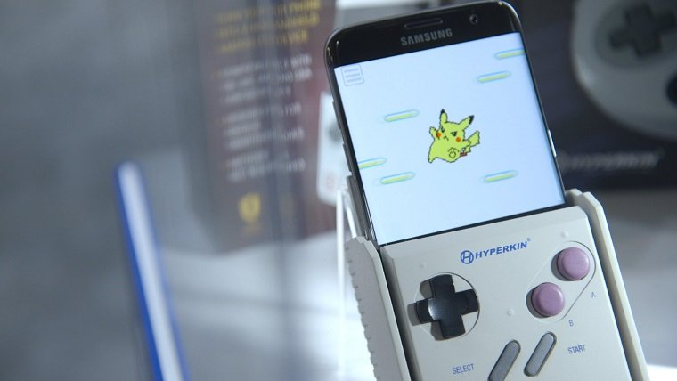 PQube Bringing Hyperkin's SmartBoy To Europe In September News  Smartboy PQube Hyperkin Game Boy Color game boy