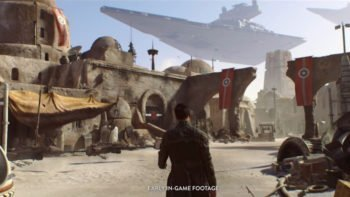 Visceral Game's Star Wars Title Will Not Be Present at E3