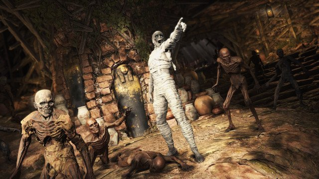 News  Xbox One Strange Brigade PlayStation 4 PC GAMES