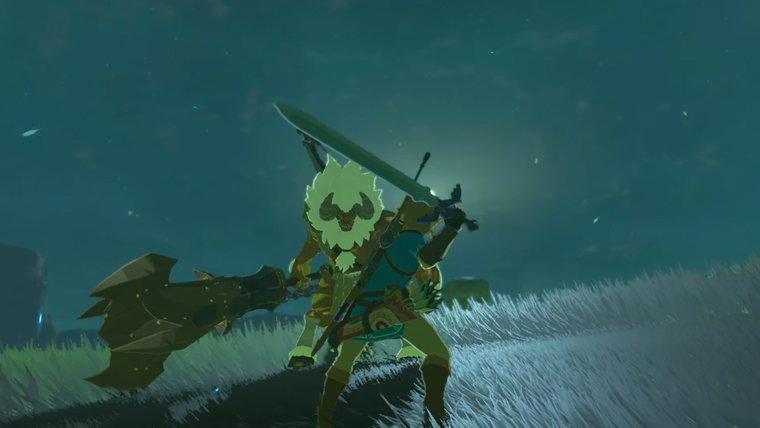 The Legend of Zelda Breath of the Wild DLC