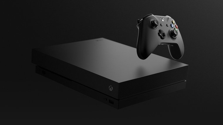 Xbox One X PS4 Pro playstation