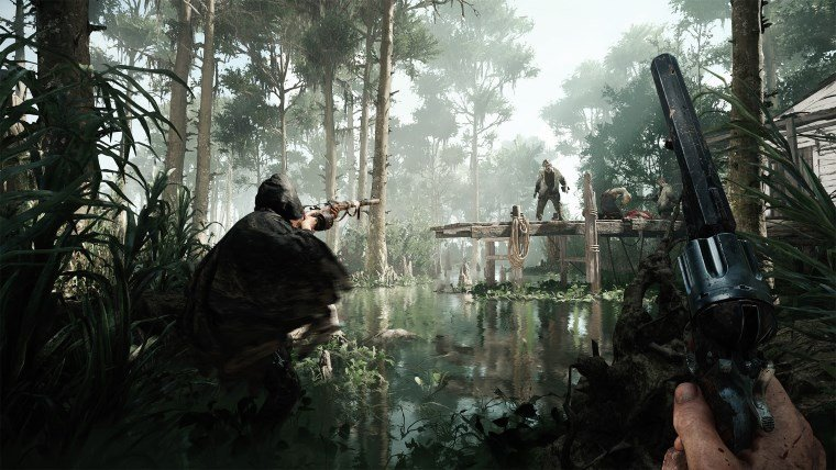 Hunt: Showdown is now available in Steam Early Access