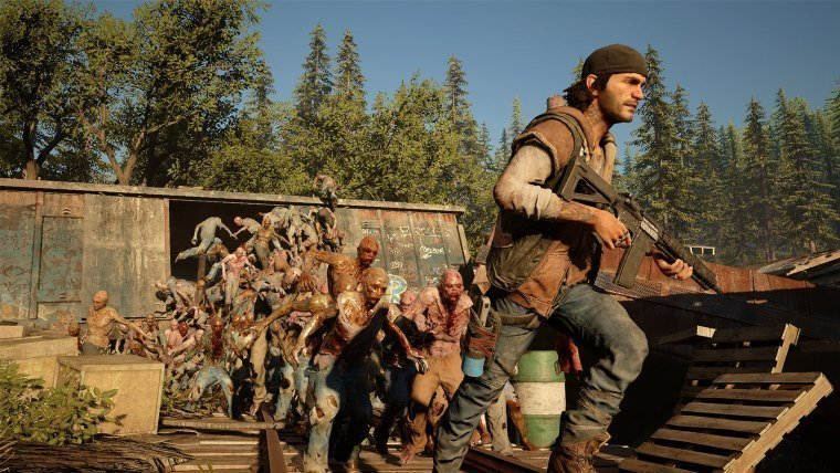 Days Gone Delay Means That Game Won't Be Coming Out In 2018