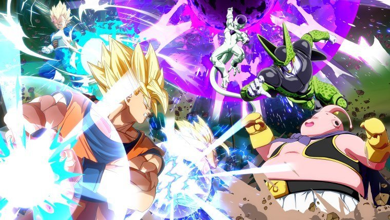 News  E3 2017 Dragon Ball FighterZ Dragon Ball Bandai Namco
