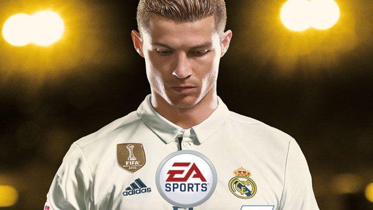 FIFA 18 Cover Star Revealed as Cristiano Ronaldo - Attack of the ...