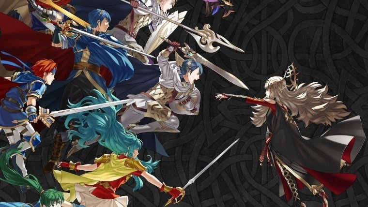 Articles Mobile  Nintendo Mobile Games fire emblem heroes