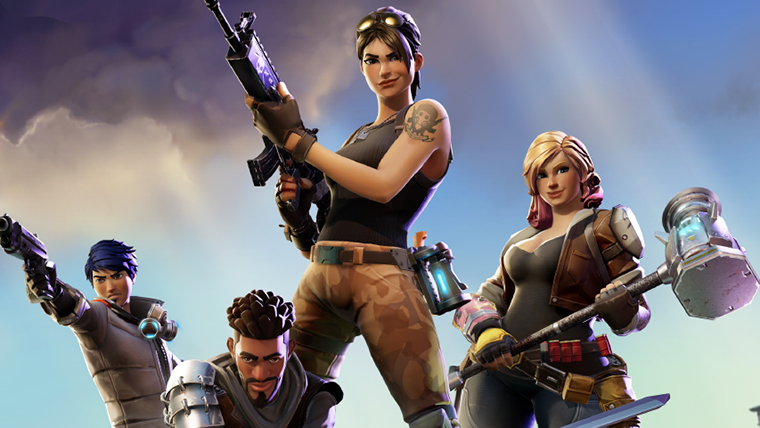 Fortnite's Early Access Scheme Seems Absolutely Preposterous | Attack ...