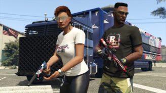 Grand Theft Auto V GTA Online GTA V Image