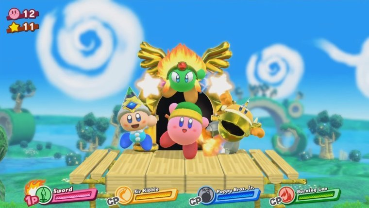New Kirby Games Detailed in Nintendo Direct Stream News  Nintendo Kirby: Star Allies Kirby: Battle Royale kirby