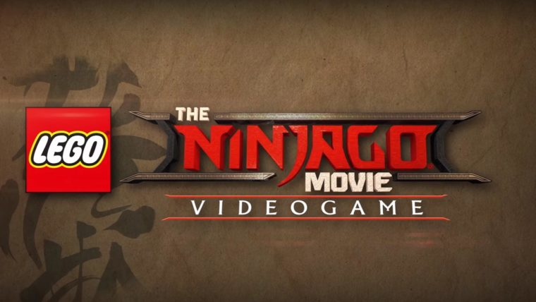 Lego Ninjago Movie Tie-In Game Announced News  Warner Bros Nintendo Switch LEGO Ninjago