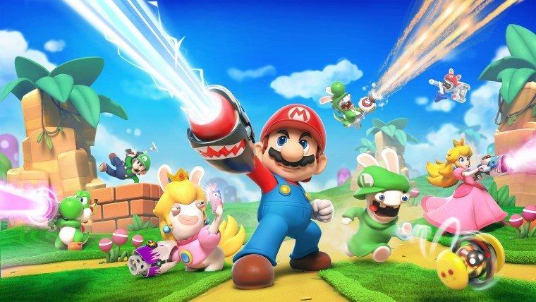 Rumors  Ubisoft Rabbids Nintendo Mario+Rabbids: Kingdom Battle Mario