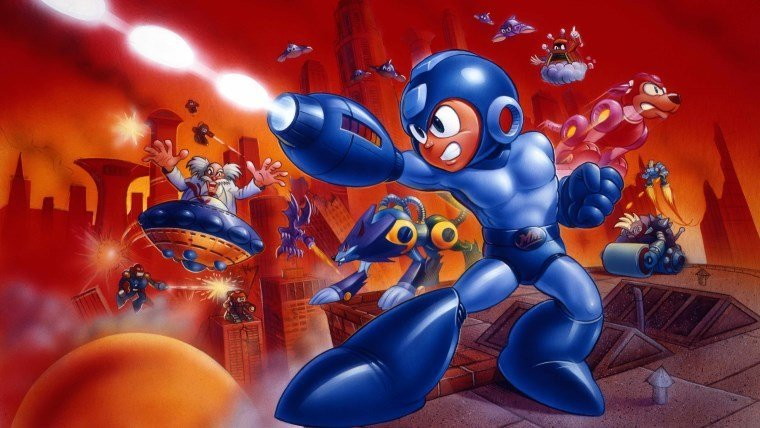 Mega Man Legacy Collection 2 Is Coming To Consoles In August