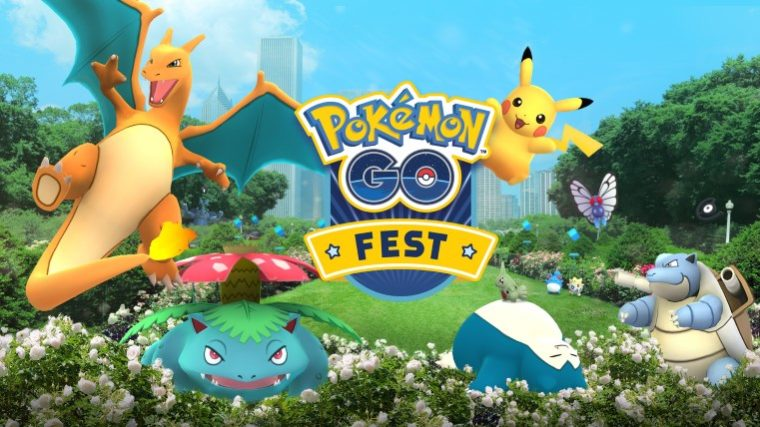 Pokemon Go celebrates 750 million downloads with an anniversary event