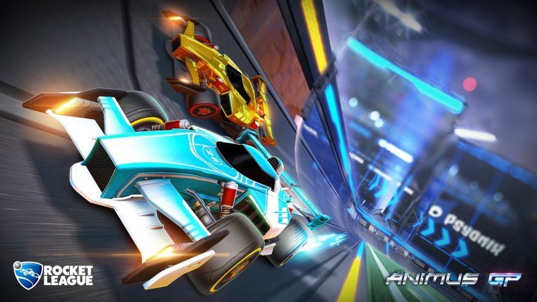 Rocket League Anniversary update adds new arena, cars, and goal explosions