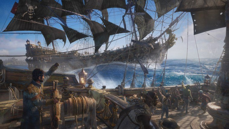 Hands-On: Ubisoft's 'Skull & Bones' Might Repeat the Mistakes of 'For Honor' Articles  Ubisoft Skull and Bones For Honor E3 2017