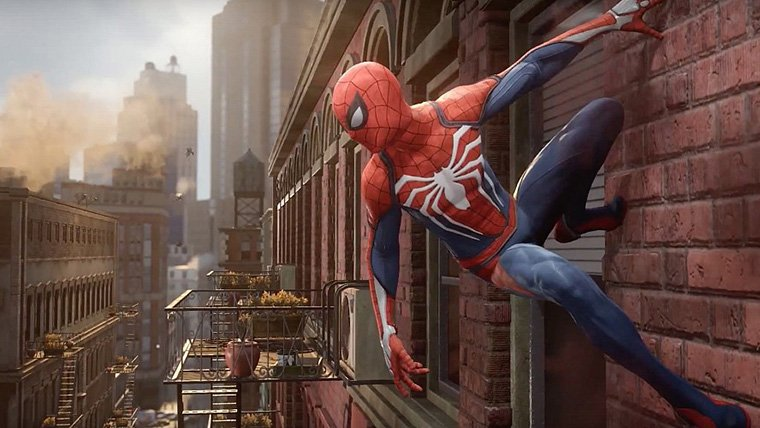 Insomniac is Bringing Spider-Man to E3 2017 E3 News PlayStation  Spider-Man PS4 Pro