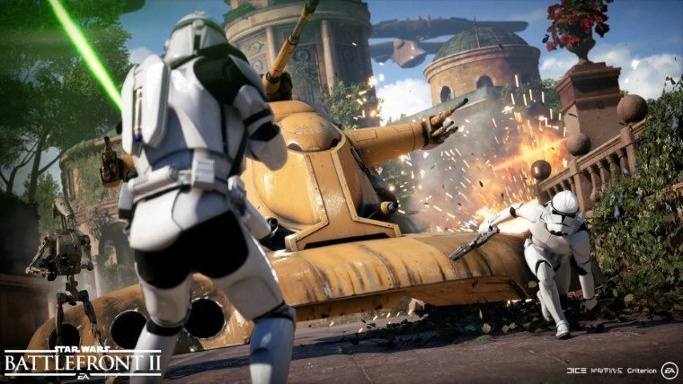 Star Wars Battlefront 2 has gone Gold