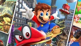 Super Mario Odyssey Runs at 900p 60fps Docked