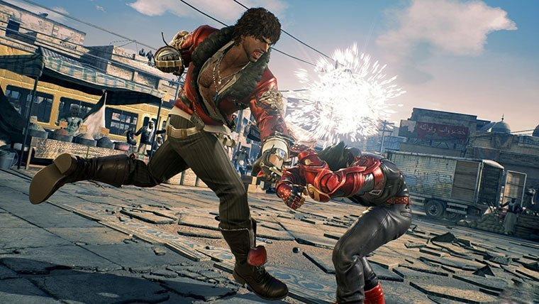 Mishima Clan Soap Opera Tekken 7 Launches Today
