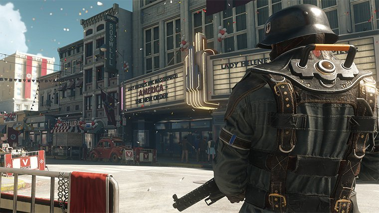 Bethesda announces Wolfenstein II: The New Colossus, watch the reveal trailer here