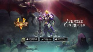 Dungeon Hunter Receives Avenged Sevenfold-Themed Update