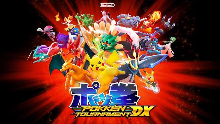 Fans Can Join the Pokkén Tournament DX Academy at EVO This Year News  Pokken Tournament Pokemon Nintendo