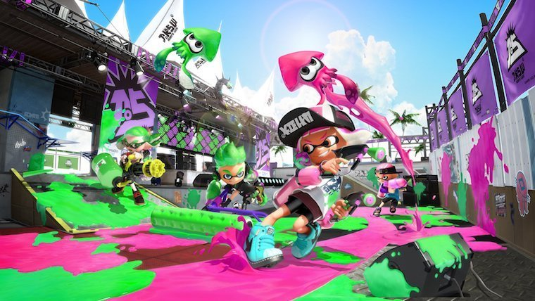 News  Switch Splatoon 2 Nintendo