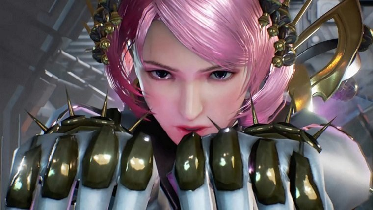 Harada Reveals Why Alisa's Breasts Bounce In Tekken 7 Articles  Tekken 7 Bandai Namco