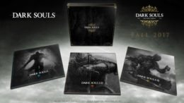 Limited Edition 9-piece Dark Souls Trilogy soundtrack vinyl out later this year