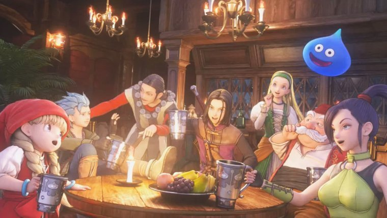 Square Enix Shares Dragon Quest XI Prologue, PS4 and 3DS Themes News  PlayStation 4 Nintendo 3DS Dragon Quest XI